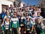 El Hinneni Trail consigue dos podios en las diferentes categorías y el tercer puesto por equipos en la modalidad Trail de la IV Letur Trail