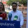 Antonio Valero se convierte en la apuesta del Partido Popular para las áreas de Cultura, Festejos y Teatro Vico de cara a las próximas elecciones municipales