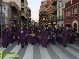 La Tamborada de la Burrica llenó de color las calles de Jumilla el pasado sábado