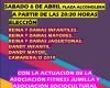 Este sábado se eligen a los/as representantes de las Fiestas del Barrio de San Fermín 2019