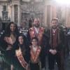 La Fiesta de la Vendimia participa hoy en el Bando de la Huerta