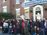 Los alumnos de 4º ESO del IES Infanta Elena viajan a Liverpool