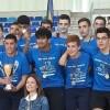 Los cadetes del Arzobispo Lozano se proclaman campeones regionales de balonmano