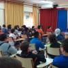 Storytime en inglés para los alumnos de 1º ESO del IES Infanta Elena