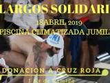 Ya esta aquí una nueva edición de los 'Largos Solidarios'. ¡Apúntate y colabora!