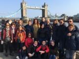 Los alumnos de la Escuela de Adultos de Jumilla visitan Londres en su viaje de estudios