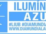 Jumilla se une a la campaña 'Light it up blue' por el Día Mundial del Autismo