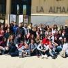 """Alumnos de 3° y 4° ESO del IES Arzobispo Lozano llevan a cabo la ruta literaria """"Lorca, poeta en Granada"""""""