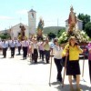 Hoy arrancan las Fiestas de la Fuente del Pino en honor a la Virgen del Rosario