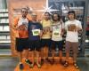 Doce corredores del Hinneni Trail Running presentes en la prestigiosa Trasnvulcania en la Isla de La Plama