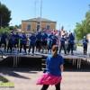 La Semana de la Salud se cierra con actividades y exhibiciones en el Paseo Poeta Lorenzo Guardiola