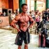 El jumillano Jose Hernández subcampeón de España de Fisioculturismo en Granada
