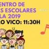 El Teatro Vico acogerá el Encuentro de Coros Escolares 'Cantemus' con la participación del Coro del Colegio Carmen Conde y otros tres colegios más