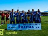 El FC Jumilla depende de si mismo para quedarse en Segunda B