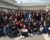 Los alumnos de 1º de Bachiller del IES Arzbispo Lozano llevan a cabo el viaje de estudios por Italia