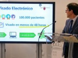 Los pacientes de la Región de Murcia con receta de visado las tendrán en su farmacia en menos de 48 horas