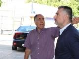 El director general de Formación Profesional Sergio López visita el CIFEA de Jumilla