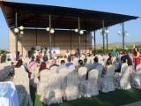 Graduaciones en el IES Infanta Elena de los alumnos de 2º de Bachillerato, Ciclos de Grado Medio y Superior