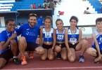 Gran participación de jóvenes atletas en el Torneo Local de Atletismo base de Atletic club Vinos DOP Jumilla