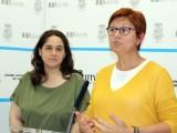 La alcaldesa muestra su satisfacción por los nuevos ciclos formativos concedidos a Jumilla
