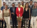 CROEM crea una comisión dedicada al Comercio y la Competitividad de la que forma parte la jumillana Pilar Corredor