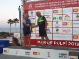 El triatleta jumillano Pepe Bernabéu se proclama subcampeón de España de Triatlón Cross en su grupo de edad