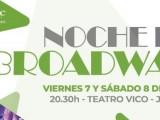 Llega al Teatro Vico 'Noche de Broadway' a beneficio de la junta local de la AECC