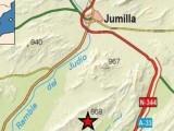 Jumilla ha registrado esta madrugada un pequeño terremoto