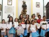 La Cofradía de la Virgen de la Asunción entrega los premios del III Concurso de dibujos y poemas 'Mi Patrona La Virgen de la Asunción' 2019