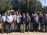 Una delegación cubana conoce los trabajos del Imida en ganado ovino y caprino con visita a varios municipios entre ellos Jumilla