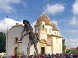 El Cristo Amarrado será restaurado sin salir de Jumilla con la aportación de los jumillanos que quieran colaborar para cubrir el dinero que falta tras la asignación del Ayuntamiento
