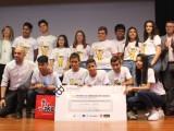 Alumnos de 2º de la ESO del CC Cruz de Piedra consiguen el premio a la Innovación EMBARKA