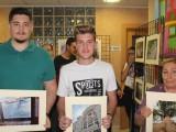 Cristian Pérez López consigue el primer premio de la V Gymkhana Fotográfica