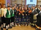 Los más jóvenes del Grupo de Coros y Danzas de Jumilla estuvieron presentes en los festivales de Santomera  y Lorca