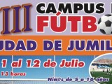Fiel a su cita llega la VIII edición del 'Campus de Fútbol Ciudad de Jumilla'