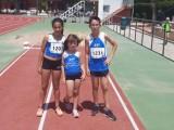 Andrea Pardo y Eduardo Minchala se proclaman Campeones Regionales Sub-23 en salto de longitud y 10.000 metros marcha respectivamente