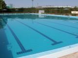 Este sábado abren al público las piscinas de verano del Polideportivo La Hoya