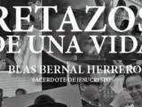 El Padre Blas Bernal presentará su libro 'Retazos de una vida' ahora que cumple 60 años de sacerdocio