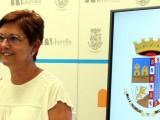 Juana Guardiola: El incremento del 5% aprobado en las atribuciones a toda la corporación viene a recuperar lo que se perdió en la legislatura gobernada por el PP