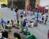 Los niños de la Ludoteca de Verano realizan numerosas actividades