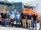 El Ayuntamiento adquiere un nuevo rodillo compactador para acondicionamiento de caminos rurales