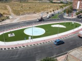 Puesta de largo de la Plaza del Camionero Juan Soriano después de su remodelación
