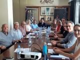 El presidente y la secretaria del C.R.D.O.P. Jumilla convocan a los alcaldes/a de los municipios que conforman la D.O.P. y a la Ruta del Vino de Jumilla