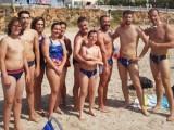 Notable presencia del Club Natación Jumilla en la XV Travesía del Puerto de la Torre y Fernando Burruezo en la V Travesía Isla San Juan de los Terreros