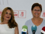 La diputada regional Virginia Lopo explica en Jumilla las 10 propuestas trasladadas a Ciudadanos para que apoye a Diego Conesa a fin de formar un gobierno estable en la región