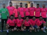 El Atlético Ninona rinde homenaje a Paco Rasina en el torneo de Fútbol 7