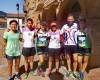 La 'Challenge Trail' y la 'Desafíos Trail Sierra del Segura' las dos citas del pasado fin de semana donde los chicos/as del Hinneni Trail obtuvieron magníficos resultados