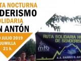 Llega la VII Ruta Nocturna de Senderismo Solidaria San Antón