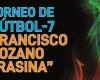 "Ya se ha disputado la primera jornada del Torneo de Fútbol-7 ""Francisco Lozano Rasina"""
