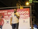Risas y aplausos para homenajear a Hilario en la III edición del Concurso de Monólogos que lleva su nombre y organiza La Alborga